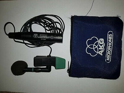 AKG C 418 Clip-on Condenser Microphone