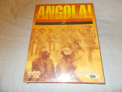 MMP Multiman Angola International Games Series Brand New In Shrink Wrap