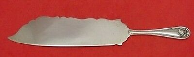"""Bead by Whiting Sterling Silver Ice Cream Slice 9 1/2"""" Serving"""