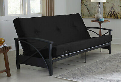 outlet store 6d73a 2aa9c HEAVY DUTY METAL Futon Frame For Full Size Sofa Bed Sleeper ...