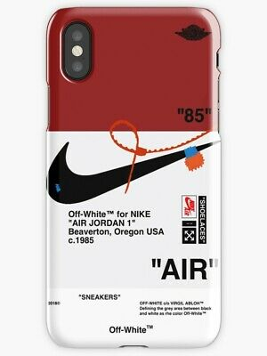 more photos on wholesale fresh styles OFF WHITE - Sneakers iPhone Case X 6 7 S 8 Plus, Off White ...