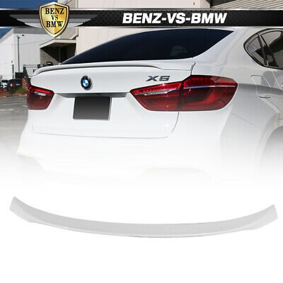 USA STOCK Fits 14-17 F32 M4 Trunk Spoiler Painted #B39 Mineral Gray Metallic