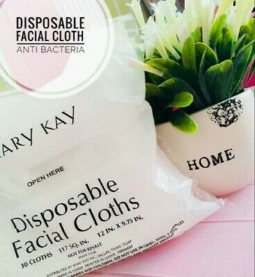 Mary Kay Disposable Facial Cloths - 30 Count