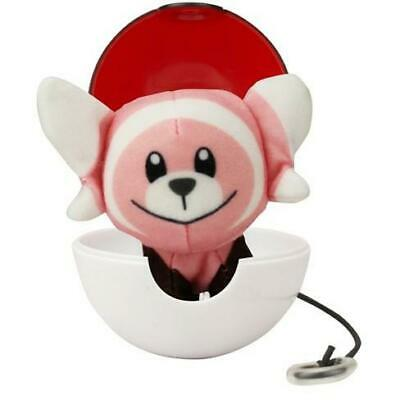 Licensed Pokemon Pop Up Action Pokeball - Stufful
