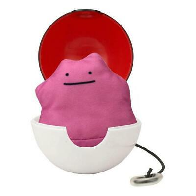 Licensed Pokemon Pop Up Action Pokeball - Ditto