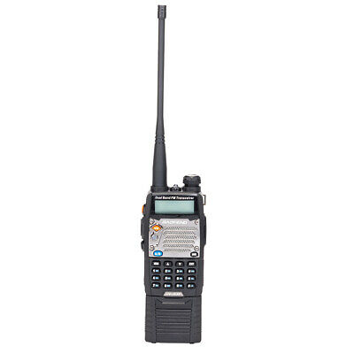 BAOFENG UV-5XP 7.4v 3000mAh 8W Dual-Band Walkie Talkie Cord Radio Device US O3B5