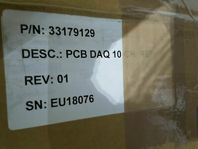 Becton Dickinson BDInternal Assembly DAQ 10 Channel motherboard 33179129