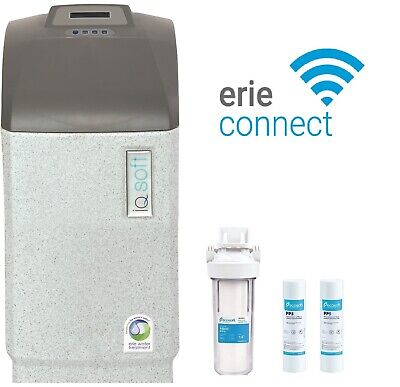 Erie Iqsoft Water Softener Eco 12 Wifi