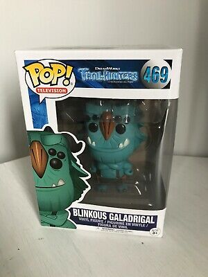 "Dreamworks Troll Hunters - Blinkous Galadrigal 3.75"" Pop Vinyl Figure Funko 469"