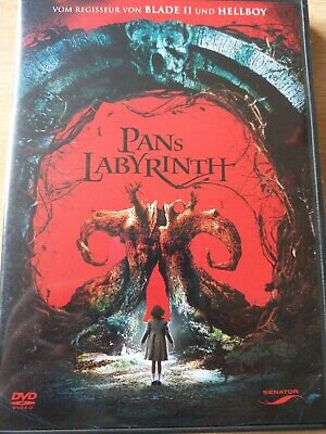 Pans Labyrinth - Sonderedition (2008) DVD Guillermo del Toro