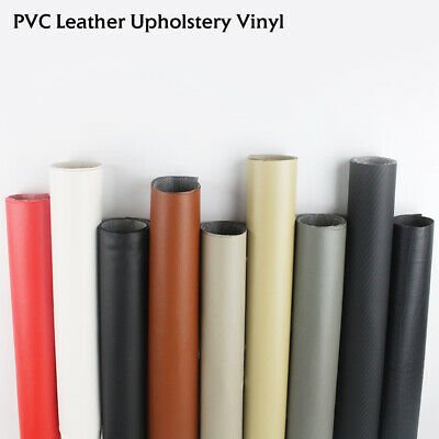 Marine Grade Premium Car Boat Vinyl Fabric Upholstery Synth Faux Leather By Yard