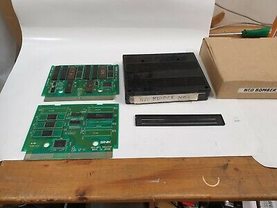 Neo Geo MVS Neo Bomber Man Original And Working