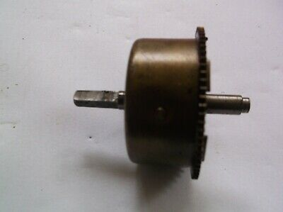 Mainspring Barrel  From An Old   Mantle Clock  Ref Pp65