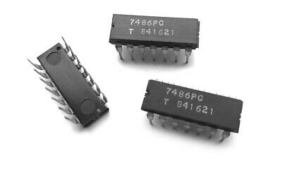 MM74HCT34N NATIONAL IC QUAD 2-INPUT OR GATE 6 PIECES