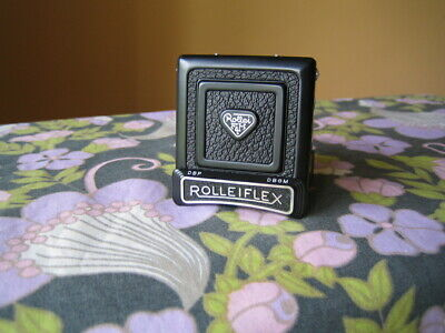 Rolleiflex Top 4X4 Black- New