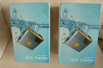 Lot De 2 Anywhere Gps Tracker