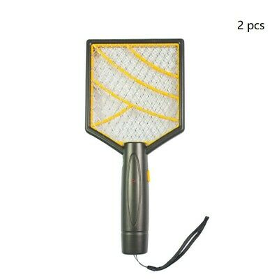 Bug Zapper Electric Mosquito Fly Swatter Bugs Insect Killer Mini Handheld Racket