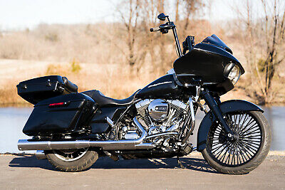 "2015 Harley-Davidson Touring  2015 Harley-Davidson FLTRX Road Glide All Customized 21"" Big Wheel Many Extras!"