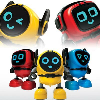 For JJRC R7 Small Gyro Early Education Puzzle Robot DIY Inertia Children's Toys