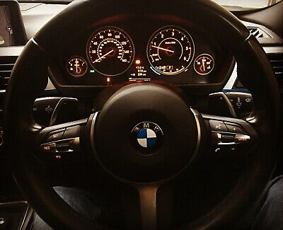 BMW F30 6WA Cluster With HUD Diesel MPH Virginized Ready For