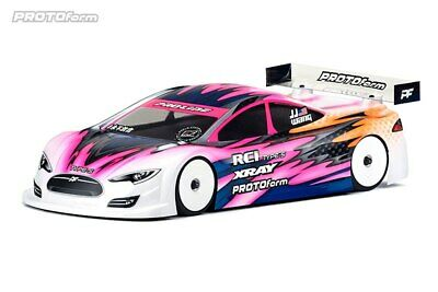 Pl1560-25 Protoform Type-S Lightweight Bodyshell 190Mm (Clear)