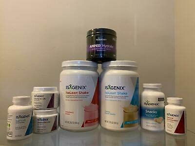 Isagenix Weight management Loss Pack ~Brand New~~Same Day ship~