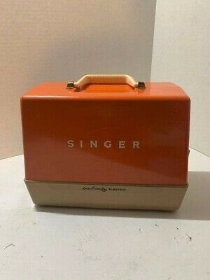 Vintage Singer Sew Handy Electric Portable Sewing Machine