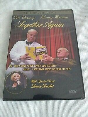 Together Again DVD Tim Conway Harvey Korman *READ*