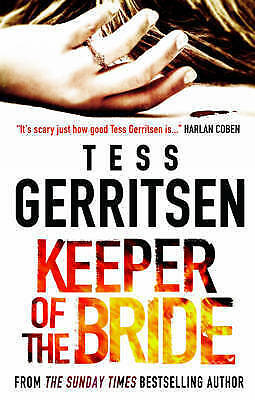 Keeper of the Bride (MIRA) by Tess Gerritsen, Good Used Book (Paperback) FREE &