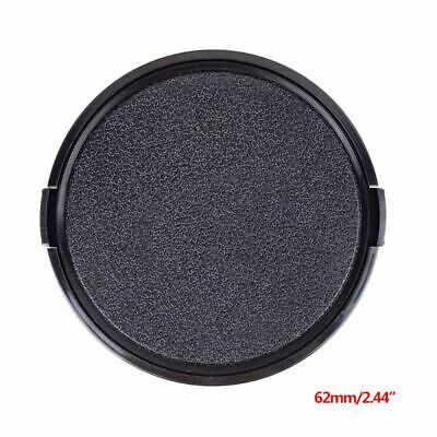 62MM Universal Plastic Camera Lens Front Cap Protective Cover for Len Accessorie
