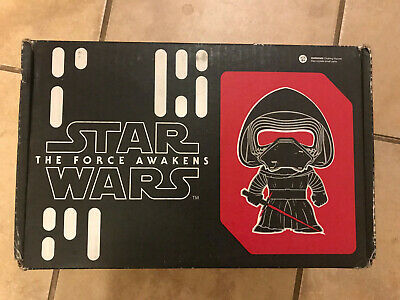 Funko Star Wars Smuggler's Bounty Box - New - The First Order Theme - L Shirt