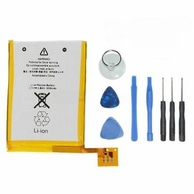 New Internal Replacement Battery For iPod Touch 5th Generation + Free Toolkit