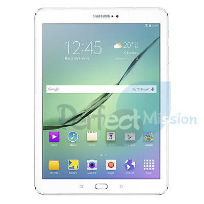 "NEW SAMSUNG GALAXY TAB S2 (9.7"") Wi-Fi T813 WHITE 3GB / 32 GB    WARRANTY"