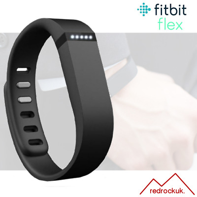 Fitbit Flex Fitness Activity Tracker Pedometer - Black/Purple/Blue/Red/Lime/Teal