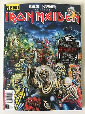 Classic Rock : IRON MAIDEN - THE COMPLETE STORY - Interviews / Albums / History