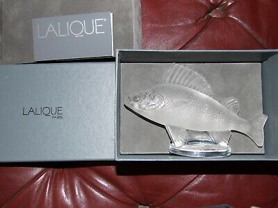 LALIQUE PERCH on LEAFLET & GLASS CAR MASCOTS,HOOD,DESK ORNAMENTS,PAPERWEIGHTS