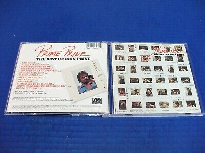 John Prine - Prime Prine: The Best Of John Prine - CD (1976) Rock Folk Blues
