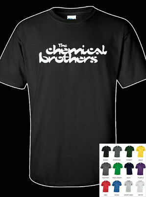CHEMICAL BROTHERS T Shirt Music Band Festival Concert Tour Printed Tickets