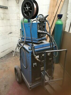 Ferrous Matic 200 Mig welder. Used and working 3 phase welder