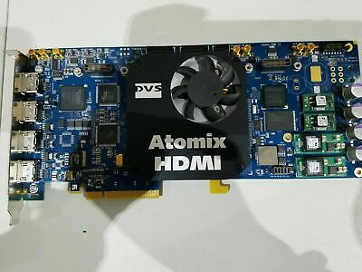 Rohde & Schwarz DVS Atomix HDMI Ultimate Video Board for Highest Resolutions