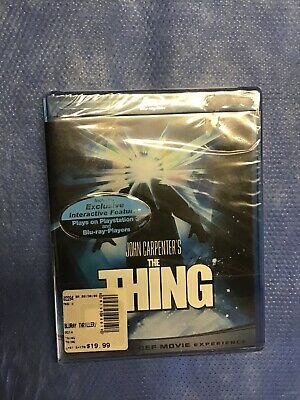 The Thing [New Blu-ray]