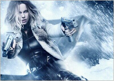 Kate Beckinsale Underworld Movie Large Poster Art Print Maxi A0 A1 A2 A3 A4