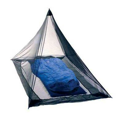 Sea To Summit Mosquito Net Single Gris T28721/ Equipamiento camping Unisex Gris