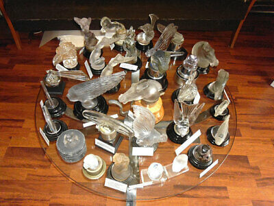 Oh Wow! Is all this Lalique stuff for sale then? Yes it is as set out here...