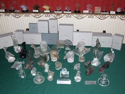 OH WOW! is all this Lalique stuff is for sale then?Yes it is as set out here