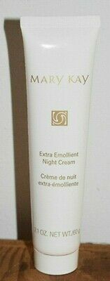 Mary Kay Prewoned Extra Emollient Night Cream Very Dry SKin 2.1 oz 90% Left