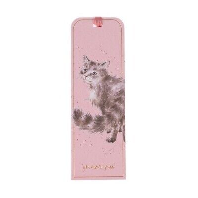 Wrendale Designs Cat Bookmark - 50 x 150 mm Glamour Puss Book Mark