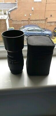 Sigma 70-300mm f/4-5.6 APO DG Telephoto Zoom Lens for Canon EOS AF EF