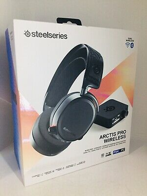 SteelSeries Arctis Pro Wireless Gaming Headset for PS4/PC (Black) #2 PLEASE READ