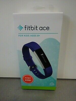 Fitbit Ace Kids Activity Tracker Power Purple Model Fb411Srpm (Ja243)